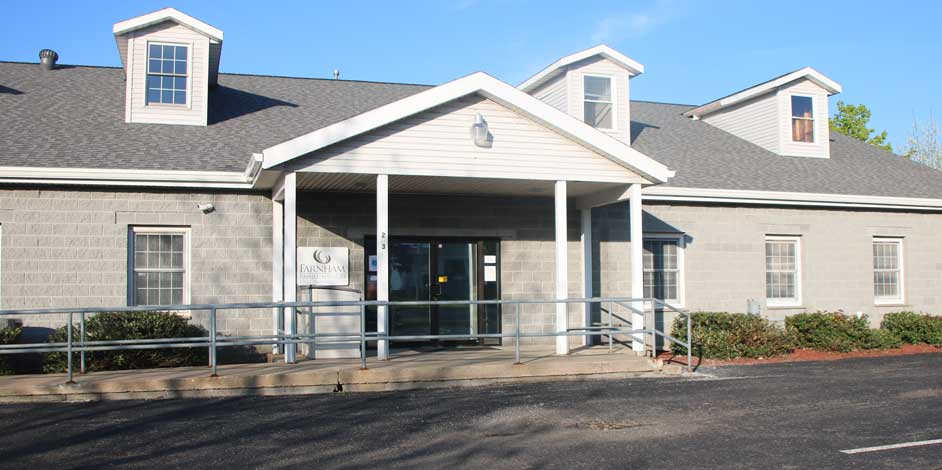 Photo of Farnham Family Services Oswego Office